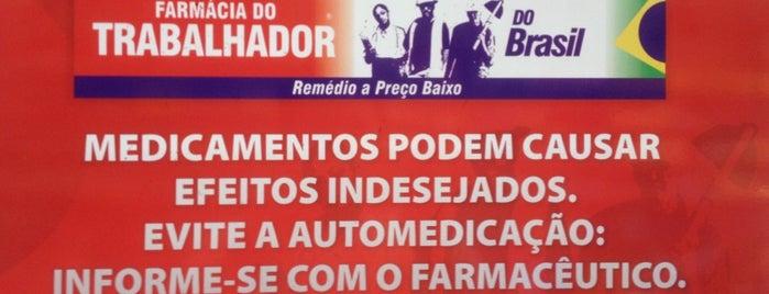 Farmacia Do Trabalhador is one of Mayorship....