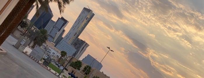 Al Ghadeer walking area ممشى الغدير is one of Walking +Running in riyadh.