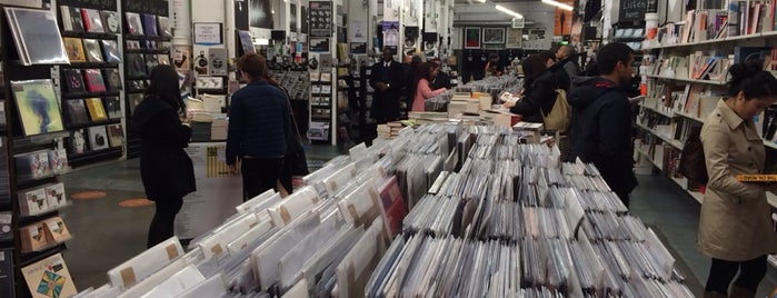 Rough Trade East is one of Hi, London!.