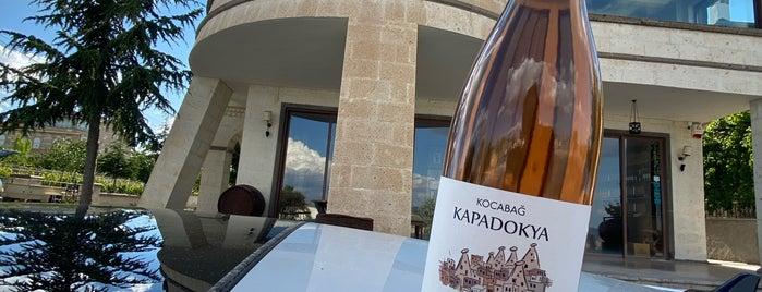 Kocabağ Şarapları is one of Fav.