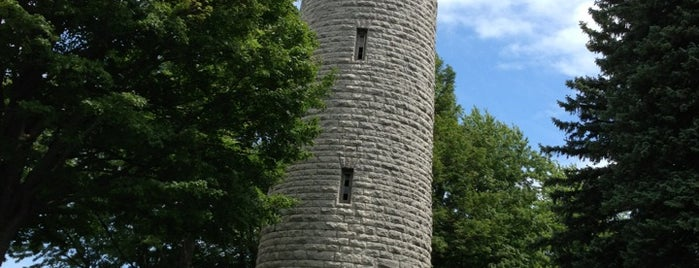 Sackets Harbor Battlefield is one of NYC-Toronto Road Trip.
