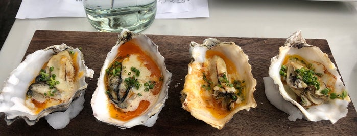 Chelsea Farms Oyster Bar is one of Washington.