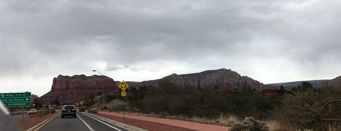 Red Rock Scenic Byway is one of Tempat yang Disimpan Carl.