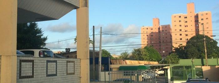FIERN - Federação das Indústrias do Estado do Rio Grande do Norte is one of Lieux qui ont plu à Luana.