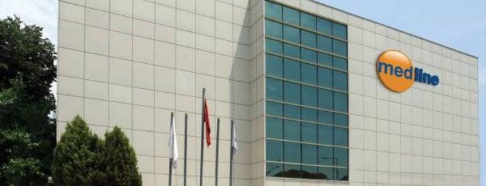 Medline Aydın Hastanesi is one of Gezdim gördüm.