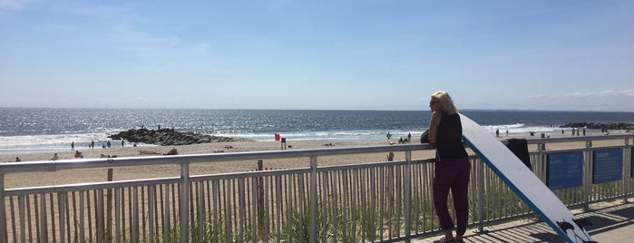 Rockaway Beach - 69th Street is one of NYC Summer Bucket List.