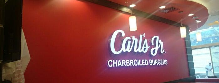 Carl's Jr. is one of Gittiğim Önemli Yerler.