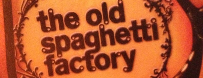 The Old Spaghetti Factory is one of Denver Tourist Spots.