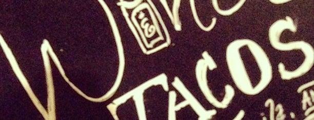 Winos & Tacos is one of Louisiana.