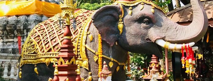 Wat Muen Lan is one of Trips / Thailand.