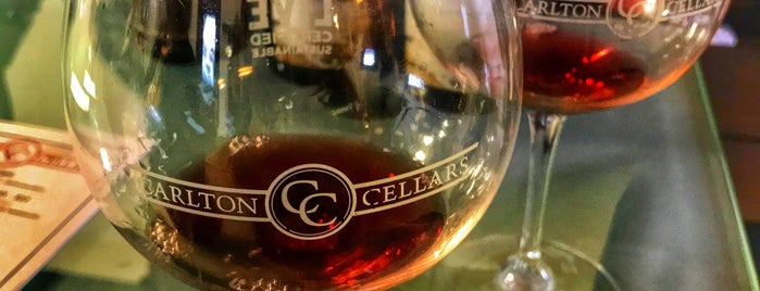 Carlton Cellars is one of Wineries in Willamette Valley.