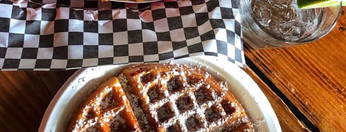 Nate's Wings & Waffles is one of Seattle, WA.