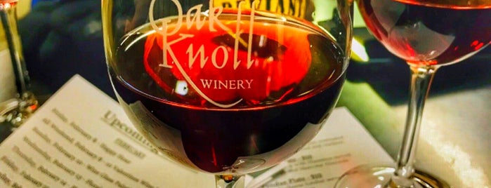 Oak Knoll Winery is one of USA - Pacific Northwest.
