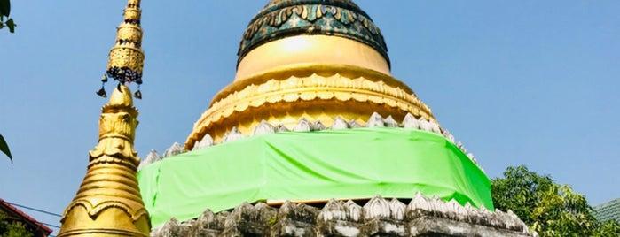 Wat Sam Pow is one of Trips / Thailand.