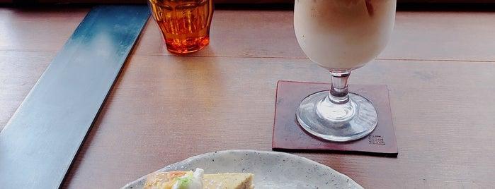 CAFE KESHiPEARL is one of Kobe-Japan.