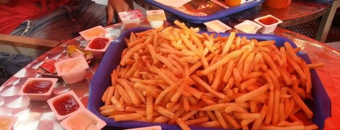 Burger King is one of Kızılay Mekanları.