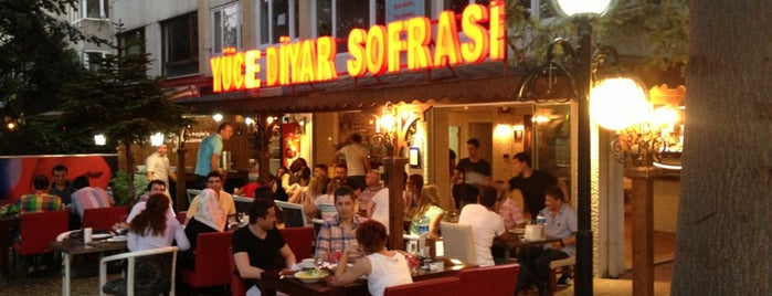 Yüce Diyar Sofrası is one of Bursa Liste.