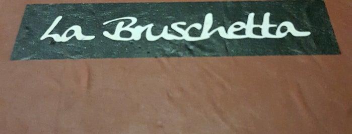 La Bruschetta is one of Lugares guardados de Erica.