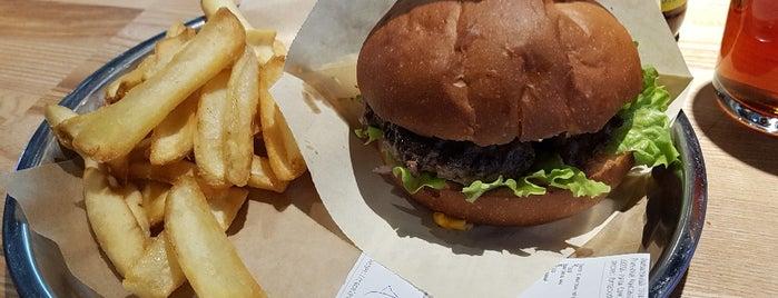 New Burger is one of Бургеры в Питере.