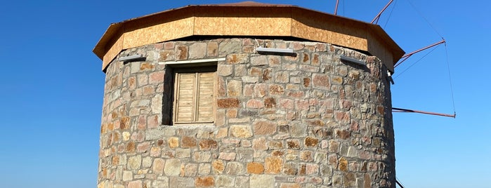 Bozcaada Yel Değirmeni is one of Bozcaada.