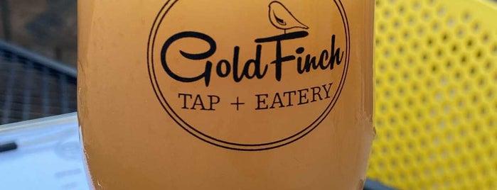 Gold Finch Tap + Eatery is one of Cedar Rapids.