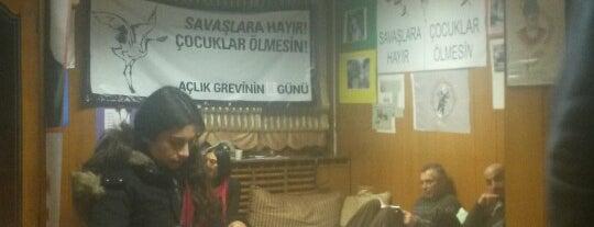 Alevi Bektaşi Federasyonu is one of İŞYERLERİ.