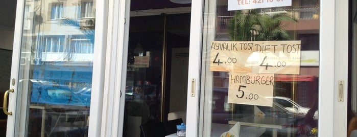 Balım Cafe is one of Lieux sauvegardés par Reşat Ertan.