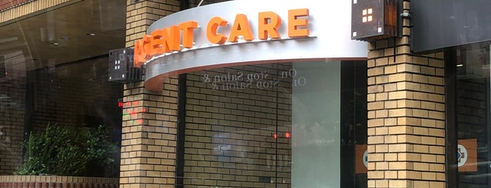 After Hours care in SF Bay Area (esp  pediatrics)