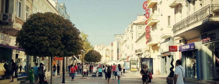 Главната (Plovdiv Main Street) is one of Plovdiv.
