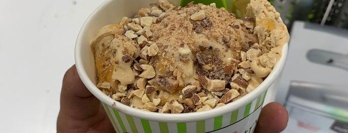 Creamistry is one of Locais curtidos por Nayef.
