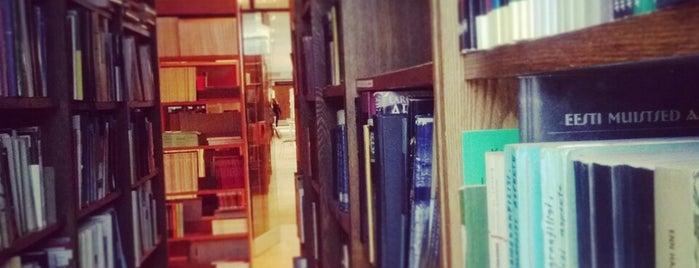 Tartu Ülikooli raamatukogu   University of Tartu Library is one of Visit Tartu.