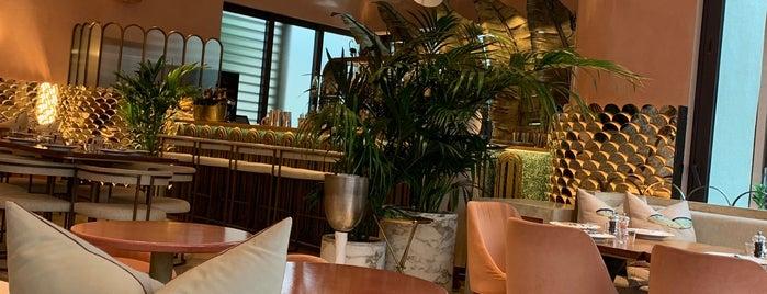 Flamingo Room By Tashas is one of Dubai 2018.