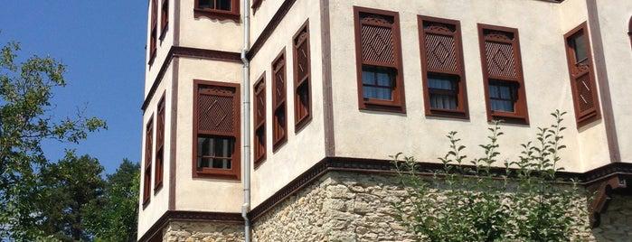 Paçacıoğlu Bağ Evi is one of Küçük ve Butik Oteller Türkiye.