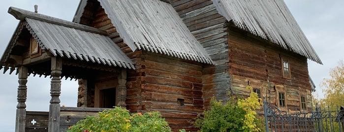 Церковь Воскресения (деревянная) is one of Plës это любовь.
