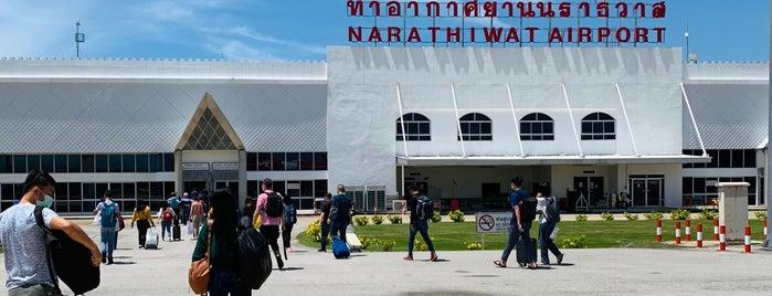 Narathiwat Airport (NAW) ท่าอากาศยานนราธิวาส is one of Airporr.