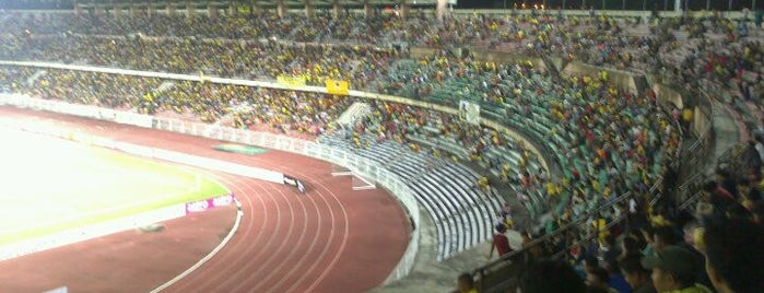 Stadium Perak is one of Attraction Places to Visit.