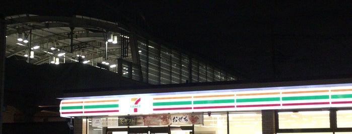 7-Eleven is one of สถานที่ที่ Tatsuzo ถูกใจ.