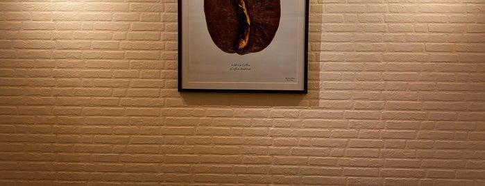 A.R.K Coffee Bar is one of Lugares favoritos de Marwan.