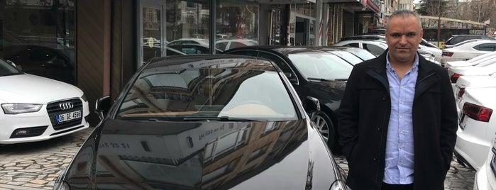 Auto Gold Otomotiv is one of İŞYERLERİ.