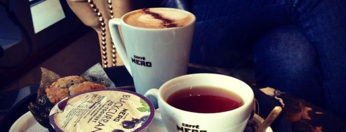 Caffè Nero is one of Must go when you are in London.