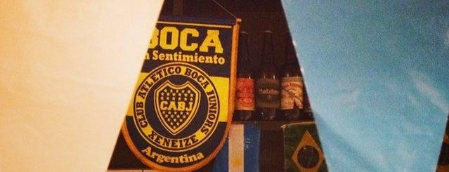 La Pulperia del Gringo is one of Preciso visitar - Loja/Bar - Cervejas de Verdade.