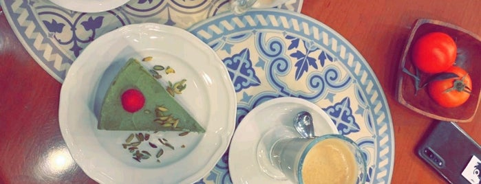 Serra Cafe is one of Nouf: сохраненные места.