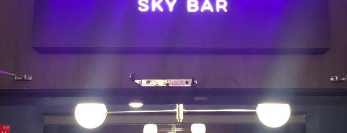 De Madrid Al Cielo Sky Bar is one of Lugares favoritos de Barbara.