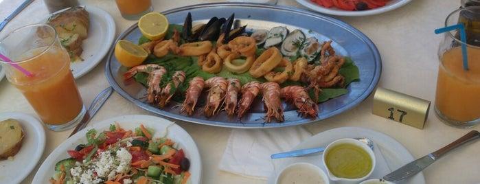 Poseidonio Restaurant & Bar is one of Cyprus.