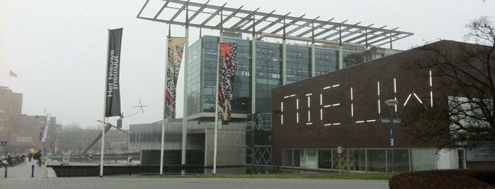 Het Nieuwe Instituut is one of IFFR - Festivallocaties & Tips.