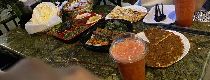 Rojina Restaurant & Cafe is one of สถานที่ที่บันทึกไว้ของ Overseas.