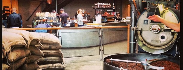 Sightglass Coffee is one of Sister 'hoods: SoMa & Capitol Hill.