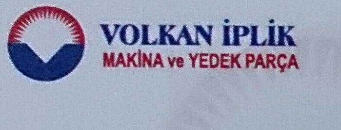 volkan iplik is one of Lieux qui ont plu à Yurdanur.