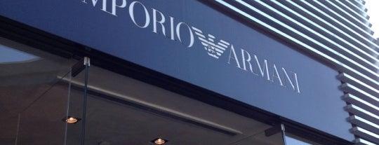 Emporio Armani Ristorante is one of İstanbul'daki İtalyan Restorantları.