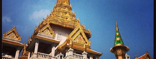Wat Traimitr Withayaram is one of Trips / Thailand.